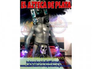 SHOW PERFORMANCE AZTECA DE PLATA