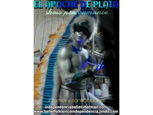 EL APACHE DE PLATA,BODAS,15 AÑOS,FIESTAS,EVENTOS