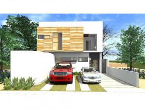 Casa en Altabrisa Residencial (en construcción).