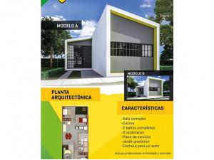 Venta casa modelo Guabira (F)