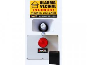 Alarma Vecinal AVP PRO