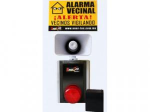 Alarma Vecinal Ener Tec Modelo NEO