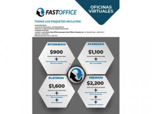 Oficinas virtuales  para tu domicilio fiscal con FASTOF...