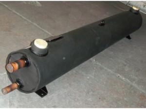 Intercambiadores de casco y tubo