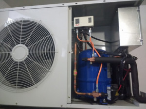 Unidad Condensadora 3hp