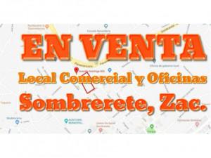 LOCAL COMERCIAL y OFICINAS EN VENTA