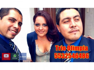 trios musicales en Azcapotzalco