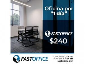 Esplendida oficina amueblada por un día en el centro d...