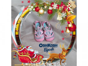 OshKosh B'Gosh Sandalia Protectora