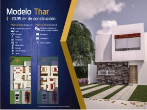 Venta Casa Canteras,Modelo THAR Aguascalientes