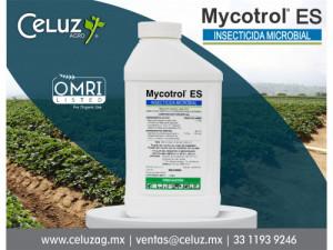 Insecticida para el campo Mycotrol ES