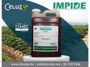 Insecticida para el campo Impide