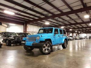 JEEP WRANGLER 2016 UNLIMITED