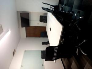Increíble sala de juntas con todos los servicios en el...