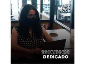 Escritorio dedicado en Centro de Negocios Meet