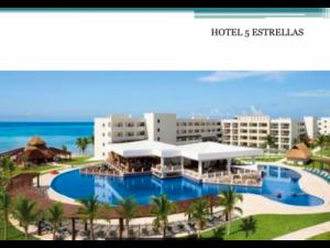 Exclusivo hotel de 5 estrellas en venta en Cancun 422 c...