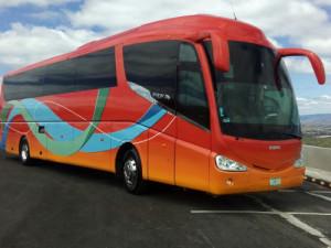 Renta de transporte turístico y de personal