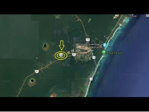 Venta de Lote Tulum, a unos metros de Cenote Cristal, Q...