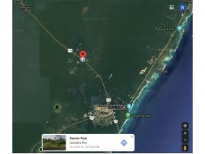 Venta de Lote a 9 km de Tulum Centro, Quintana Roo