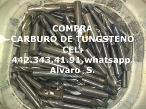 PRECIO KILO DE CARBURO DE TUNGSTENO