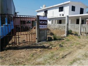 Terreno con construcción Pueblo Viejo Veracruz
