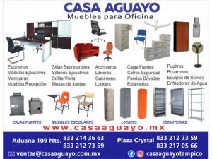 Muebles para Oficinas Casa Aguayo