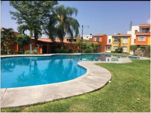 Las Garzas, bonita casa, 3 rec, Alberca, Vigilancia