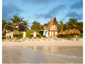 Hotel with beach club and restaurant  for sale in Tulum...