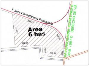 Terreno Industrial en Parque Carr Mty-Colombia HZ