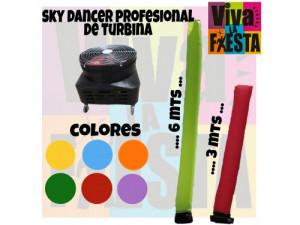 RENTA DE SKY DANCER