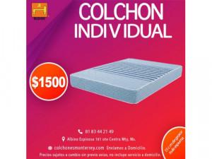 Colchon individual confortable en Garcia