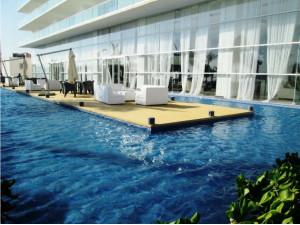 Depto en venta en Peninsula Mazatlan en la Playa 4 reca...