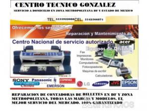 Reparacion de contadoras de billetes CDMX y zona metrop...