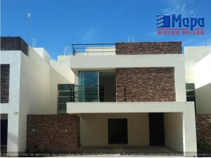 Residencias Nuevas  3 Recs. Zona Country Alberca Común...