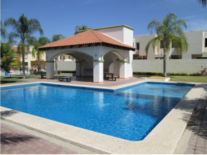 Casa Amueblada en renta, 3 Recs, Alberca común, Real d...