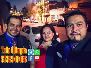 trio,trios,trio musical en Naucalpan