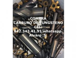 CARBURO DE TUNGSTENO A LA COMPRA