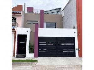 CASA EN FRACC FRESNOS ARBOLEDAS MORELIA