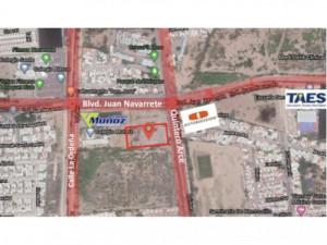 Terreno de 5285 m2 uso mixto Quintero Arce y Navarrete ...