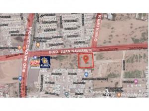 Terreno de 7000 m2 Blvd Navarrete y Quinta Emilia en He...