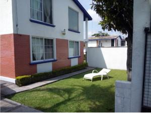 Renta de Casa en Condominio en Lomas de Cuernavaca