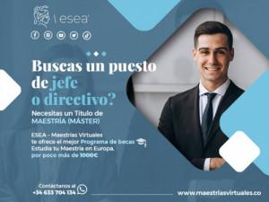 ¿Estás buscando un puesto de jefe o directivo?
