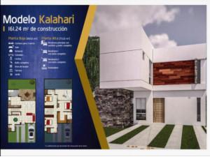 Venta Casa Canteras,Modelo KALAHARI Aguascalientes