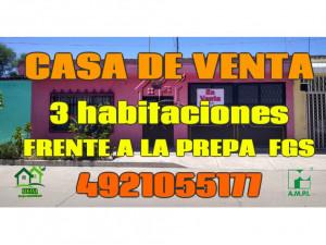 CASA DE VENTA EN JEREZ (ALAMOS)