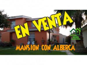 CASA DE VENTA EN JEREZ CON ALBERCA