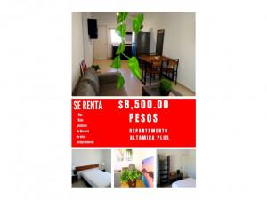 Departamento En Renta, Altamira Plus, Cabo San Lucas, B...