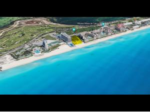 Terreno Hotelero en Venta Cancun Punta Nizu
