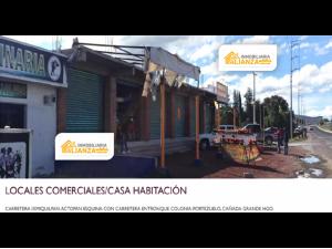 Venta de Locales La Cañada San Salvador Actopan Ixmiqu...