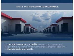 Lotes Industriales en microparque Navetec