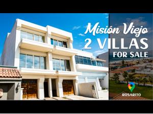 MISION VIEJO 2 VILLAS FOR SALE ROSARITO